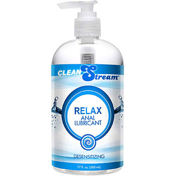 A small product image of Cleanstream Relax Desensitizing Lube