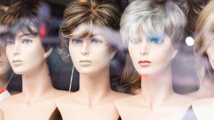 Love doll wigs