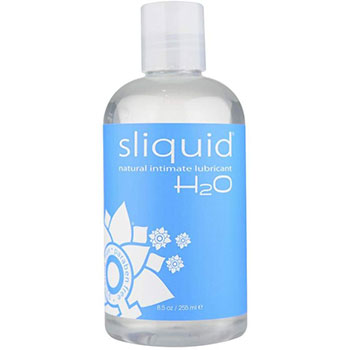 A small product image of Sliquid H2O Original Glycerin & Paraben-Free Lubricant
