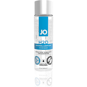 A small product image of System JO H2O Water-Based Lubricant